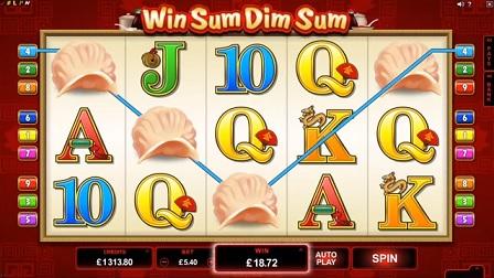Win Sum Dim Sum slot screenshot big