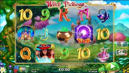 withc pickings slot screen big